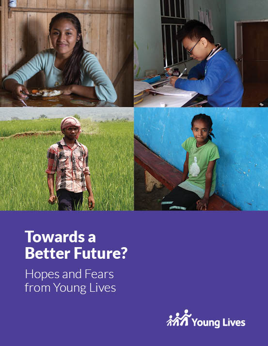Towards a Better Future? front cover