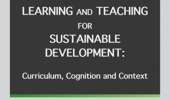 Learning and Teaching for Sustainable Development cover