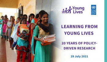 Flyer for Webinar on Learning from Young Lives