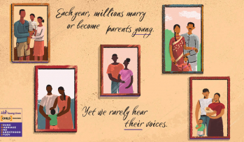 Second Chances: Young Marriage, Parenthood and Cohabitation animation frame