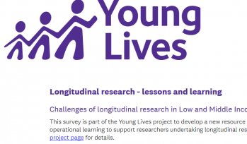 Longitudinal research - lessons and learning cover