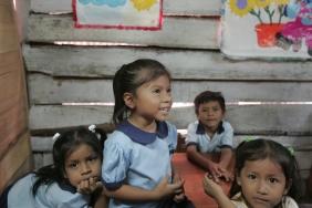 Peru Answering in class