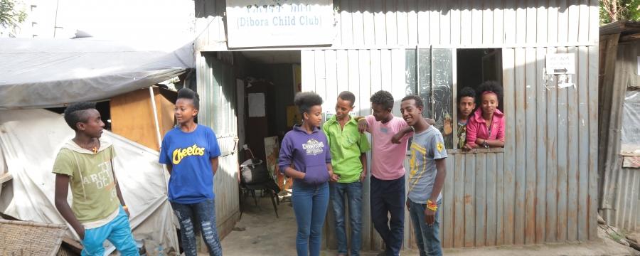 Ethiopai urban youth