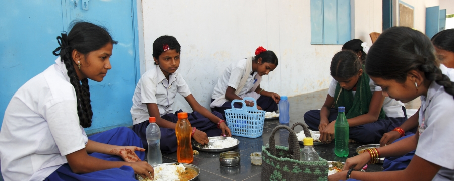 Midday Meal Scheme, India