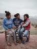 Young women in peri-urban Lima, Peru.