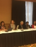 Panel discussion at Society for Research on Adolescence Meeting