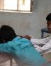 Two boys in class