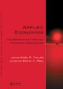 Applied Economics cover