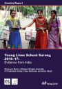 Young Lives School Surveys, 2016-17 cover