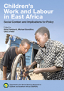 Children's Work and Labour in East Africa cover