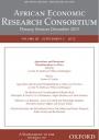 African economic research consortium cover