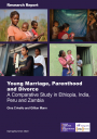 Young marriage, parenthood and divorce cover