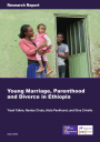 Young marriage, parenthood and divorce in Ethiopia cover