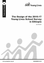 The Design of the 2016-17 Young Lives School Survey in Ethiopia