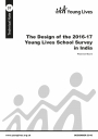 The Design of the 2016-17 Young Lives School Survey in India