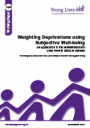 Weighing Deprivations using Subjective Well-being cover