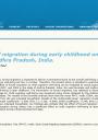 International Population study cover